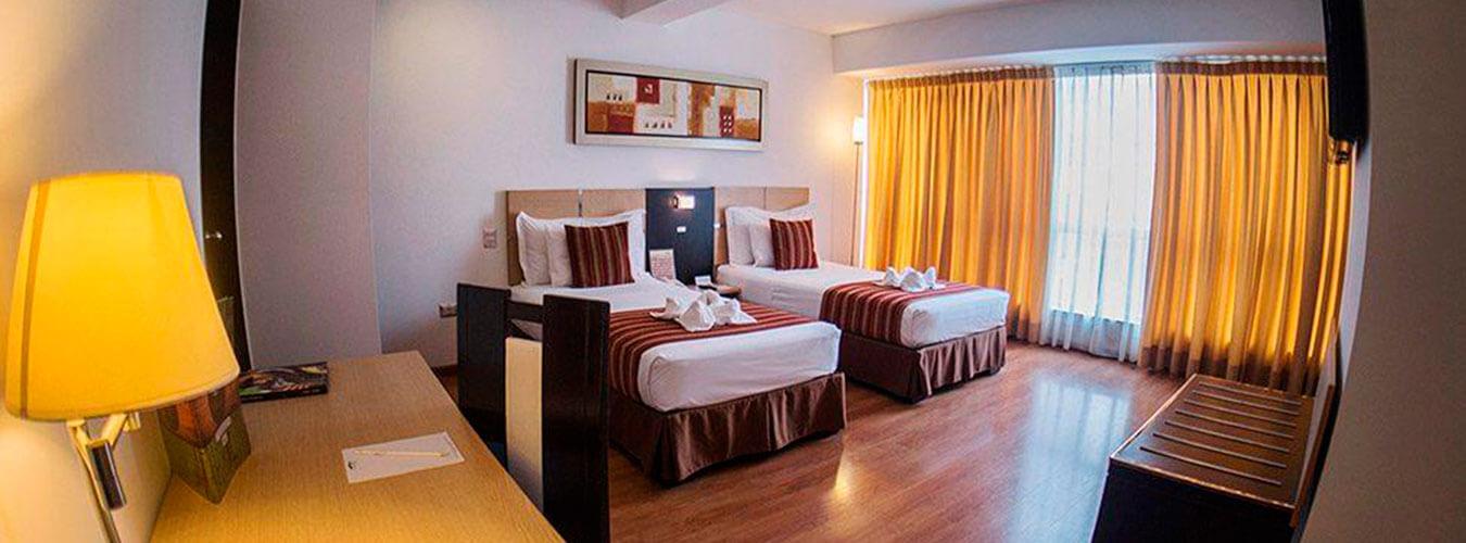 Allpa Hotel Suites - Chullitos Viajes