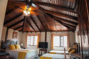 Antigua Miraflores Habitación