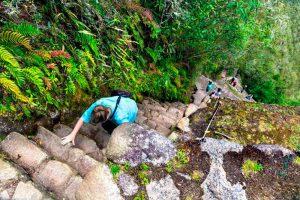Ascenso a Huayna Picchu