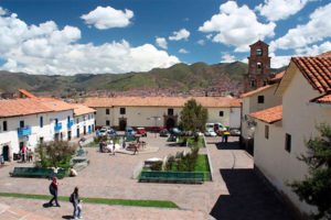 Barrio de San Blas en Cusco