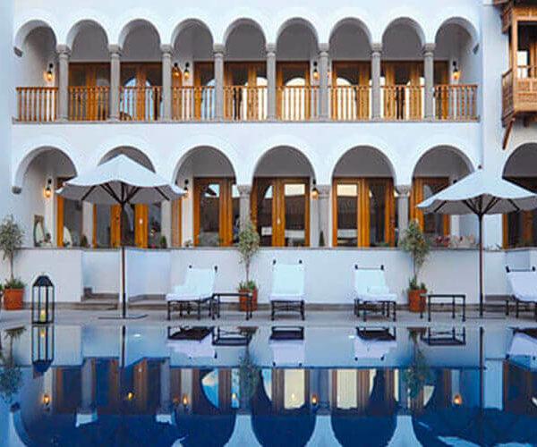 Belmond Palacio Nazarenas - Chullitos Viajes