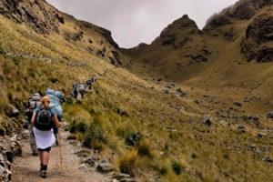 Camino Inca de 04 días
