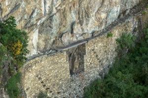 Camino Inca Puente Inca