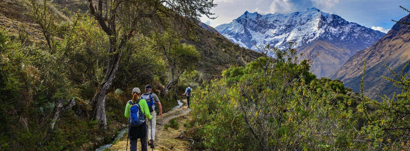 Camino Inca a Salkantay