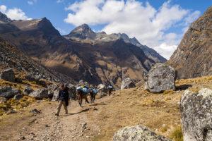 Trekking por Camino Inca