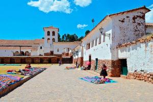 Plaza de Armas Chinchero