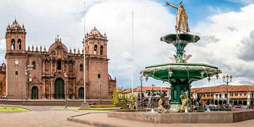 Portada del City Tour en la Ciudad de Cusco