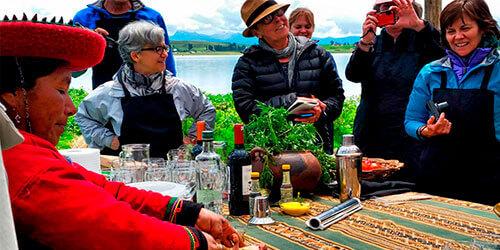 Portada del Clases de cocina en Cusco