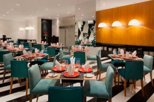 Costa del Sol Wyndham Lima City Restaurante