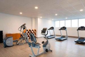 Costa del Sol Wyndham Lima City Gym
