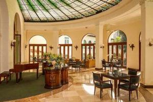 Country Club Lobby
