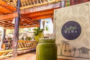 Del Wawa Hotel Decoración