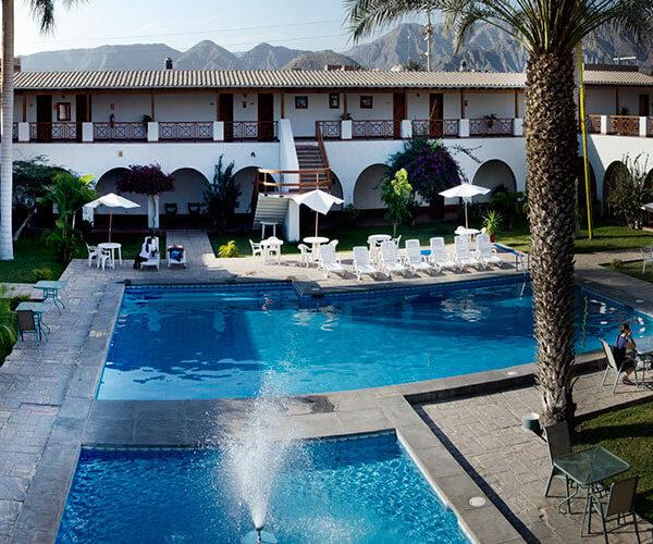 DM Hoteles Nazca - Chullitos Viajes