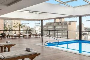 El Pardo Doubletree by Hilton Hotel Piscina