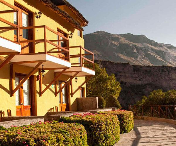 El Refugio Hotel - Chullitos Viajes