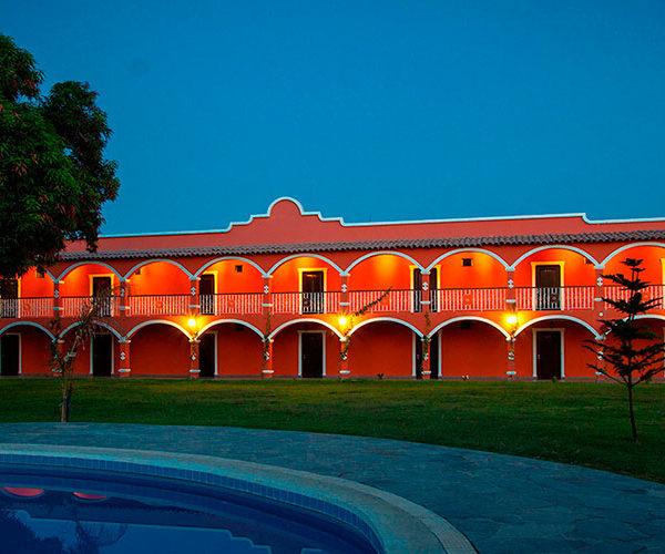 Hacienda San Juan - Chullitos Viajes