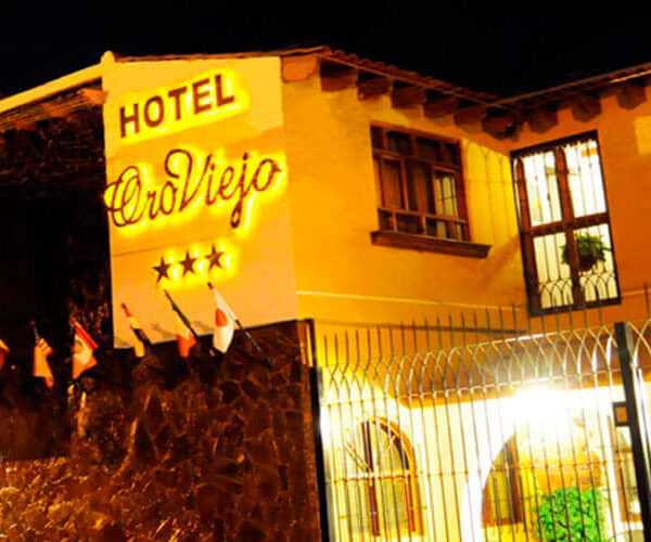 Hotel Oro Viejo - Chullitos Viajes