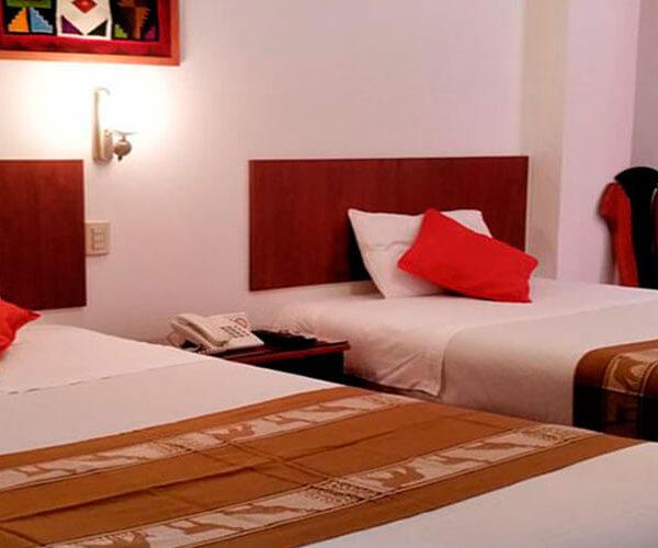 Hotel Viandina - Chullitos Viajes