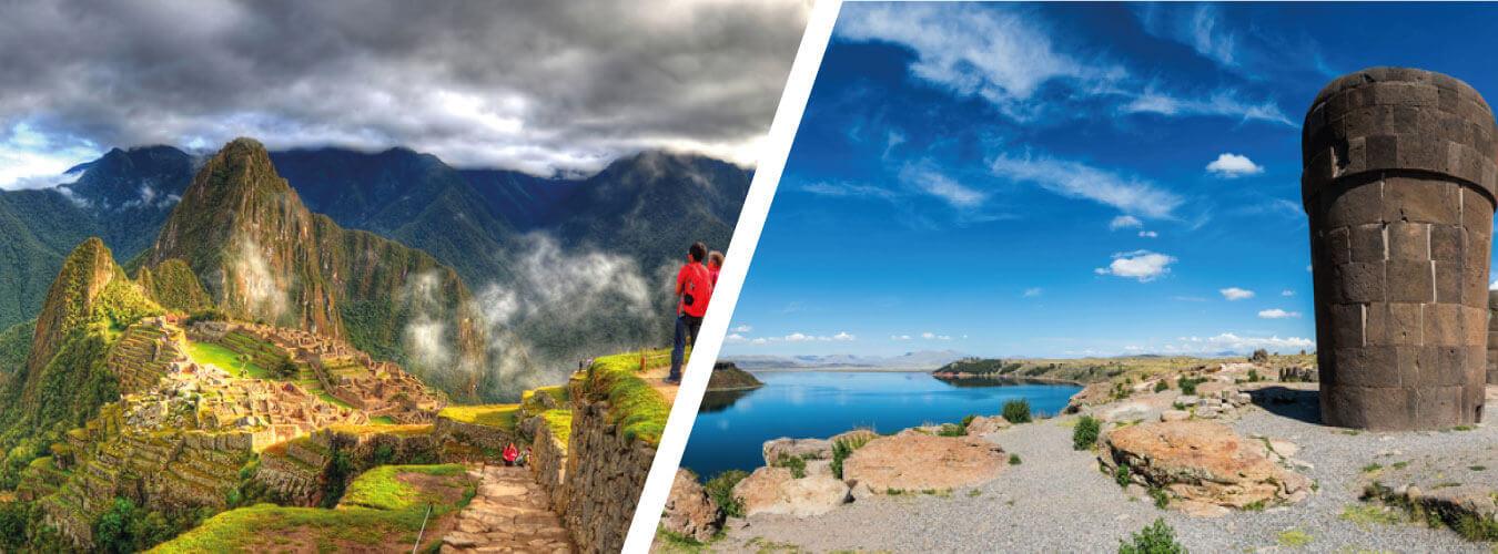 Tour Lima Machu Picchu y Puno