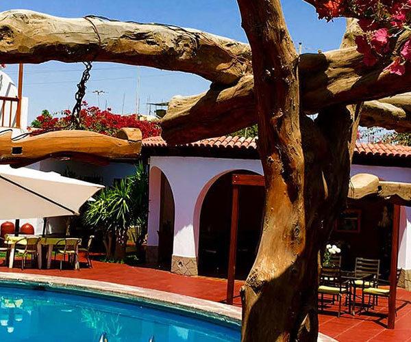 Logo Hotel Don Agucho