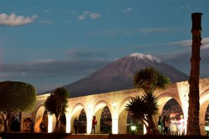 Mirador de Yanahuara - Arequipa