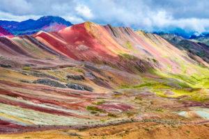 Camino a la Montaña de Colores