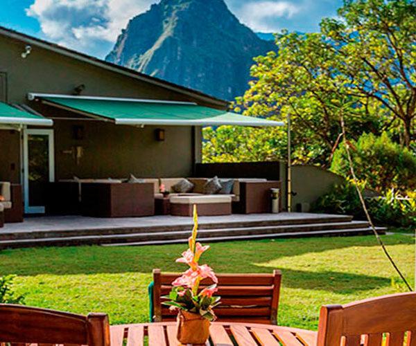 Sanctuary Lodge - Chullitos Viajes