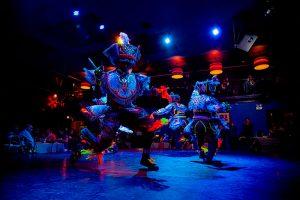 Danza de las tijeras Perú Show de danzas folclóricas
