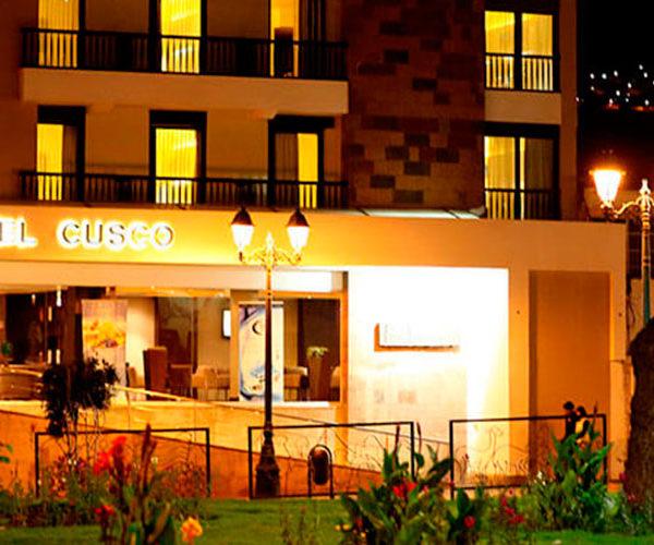 Sonesta Hotel Cusco - Chullitos Viajes