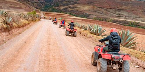 Portada del Tour a Maras y Moray en Cuatrimotos