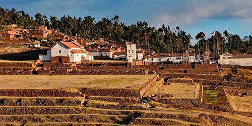 Portada del Tour al Valle Sagrado de los Incas