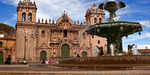 Portada del Tour Cusco y Machu Picchu