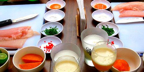 Portada del Tour Gastronómico en Lima