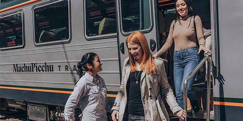 Portada del Tour en Tren Inca Rail Voyager