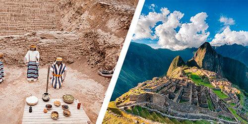 Portada del Tour Lima Cusco y Machu Picchu