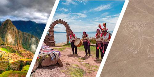 Portada del Tour Lima Machu Picchu Titicaca y Líneas de Nazca