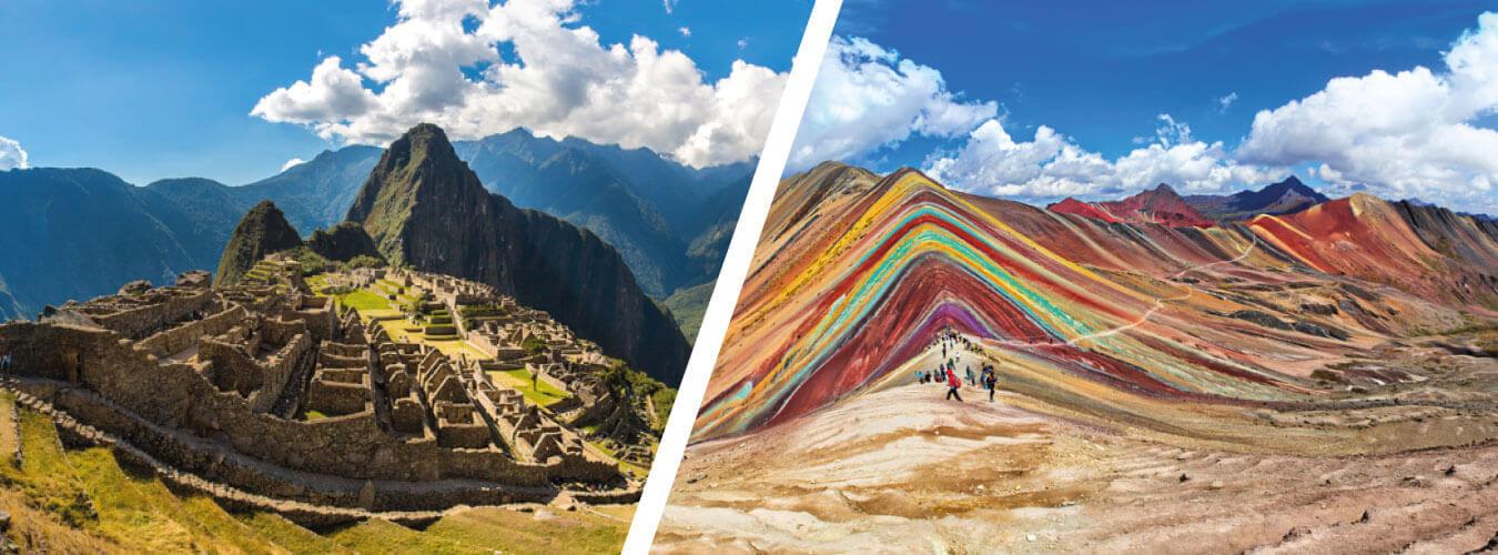 Tour a Machupicchu y Montaña de colores , Viaje a la Montaña Arcoiris