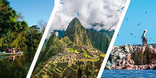 Portada del Tour Machu Picchu y Selva Peruana