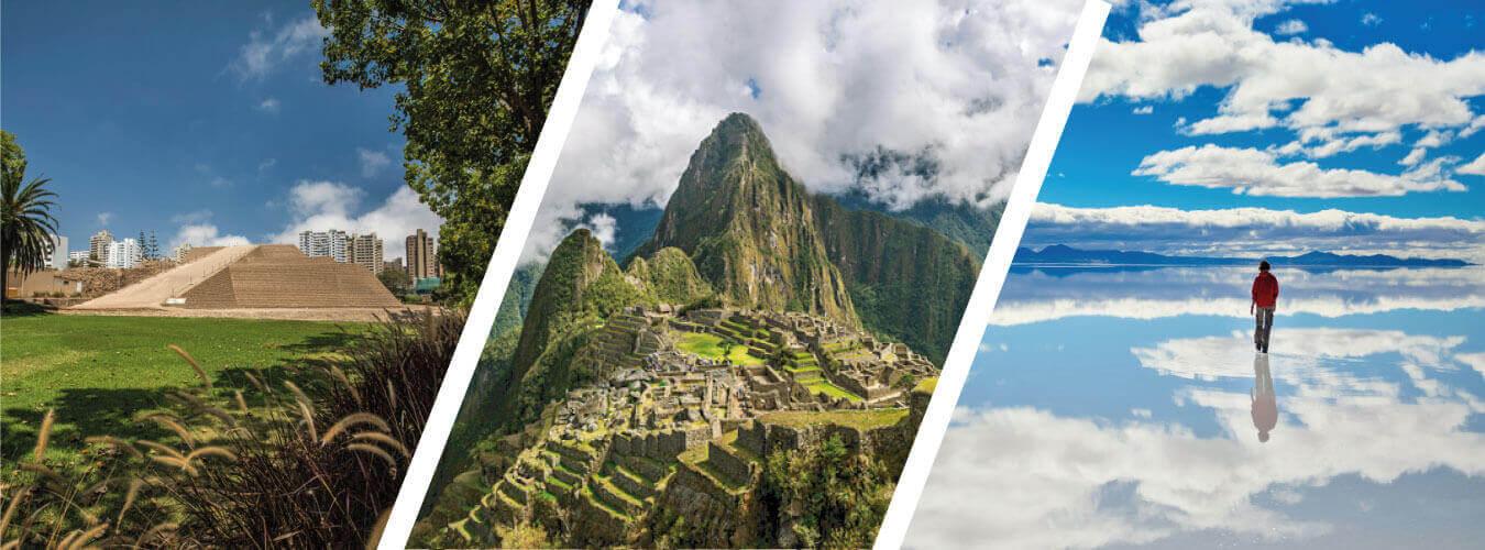 Paquete en Peru y Bolvia ,Paquete Machu Picchu y Uyuni