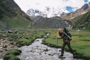 Trekking a Salkantay