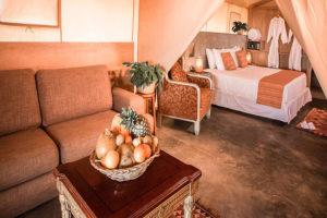 Vichayito Bungalows Carpas by Aranwa Habitación