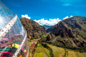 Cabinas del Skylodges Suites, Valle Sagrado de los Incas, Cusco, Peru